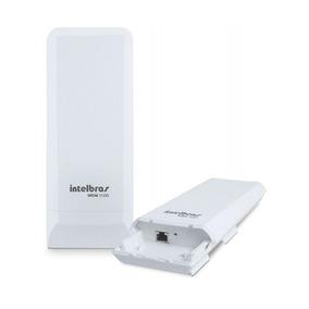 Antena Cpe Wireless Intelbras Wom 5000i 5000 I 5ghz 12dbi