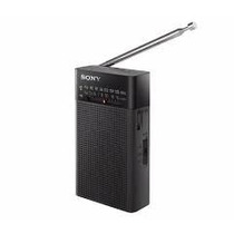 Rádio Portátil Bolso Original Sony Pilhas Am/fm Icf-p26