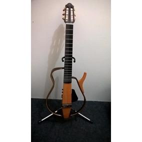 Violão Vasado Yamaha Silent Slg 130nw - Conservadíssimo
