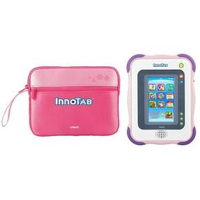 Vtech Innotab Aprendizaje Tablet Con El Caso - De Color Ros