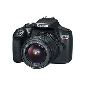 Kit Cámara Canon T6 +ef-s 18-55 +estuche +mg3610 +660sd 16gb