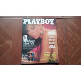 Playboy Nº77 Monica Guido Toya Jackson Pam Brik Bocca Traver