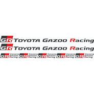 Calcos Kit Toyota Gazoo Racing - Graficastuning