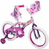 Bicicleta Infantil Huffy Princesas Disney Rin 12 Pulgadas.