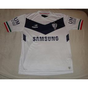 Camiseta De Velez Sarsfield Marca Topper, Talle Xl