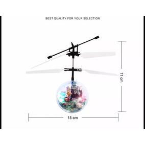 3 Bolinha Voadora Flying Ball Fly Bola Helicoptero Drone