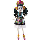 Monster High Skelita Calaveras Muñeca Coleccionista [amazon