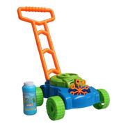 Brinquedo Andador Infantil Carrinho Solta Bolhas De Sabão