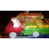 Camion Baby Granja Sin Animales Sin Muñecos E&b