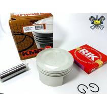 Kit Pistão Com Anéis Premium Std Fazer 250/ Lander 250