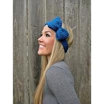 Diadema De Crochet
