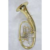 Trompa Wagneriana Suzuki Szfh-760lq Laqueada Fá/sib