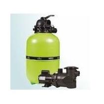 Kit Filtro Com Bomba Para Piscina Veico V-40 Com Motor 1/2cv