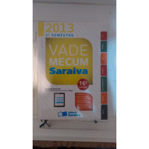 Vade Mecum Saraiva 2013 - 2º Semestre