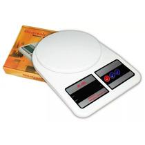 Balança Digital Eletrônica 1gr Até 10kg Cozinha Comercio
