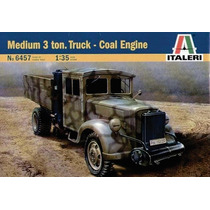 Tanque Italeri Vehiculo Medium 3 Ton Truck 1/35 Armar Pintar