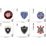 Matrizes Bordado Computadorizado - Escudos Times De Futebol