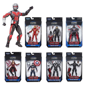 B8322 Marvel Legends 6 Civil War Kit Completo