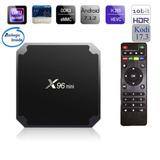Tv Box X96 Smartv 1gb Ram 8gb 4k Android 7. Pelis Cable Tv