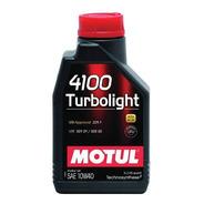 Motul Turbolight 4100 10w40 - Óleo Motor Semissintético 1l