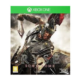 Xbox One - Ryse Son Of Rome - Original Lacrado - Português