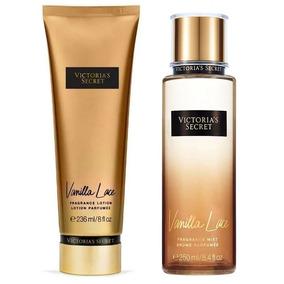 Hidratante + Body Splash Vanilla Lace Victoria Secret
