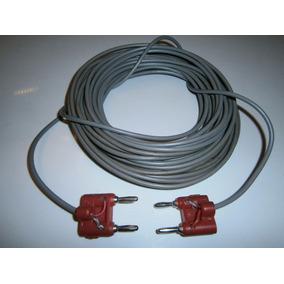 Cables Audio Usado Cornetas Conectores Banana Nuevos