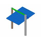 Projeto Portão Basculante, Dobradeira De Chapa E De Tubos