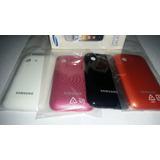 Carcasa Samsung Galaxy Y Young Gt-s5360l Varios Colores