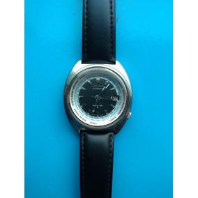 Reloj Seiko Automatico World Time Ahw