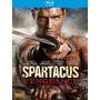 Blu Ray: Spartacus Temporada 2 Venganza Completa