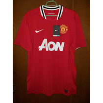 Jersey Nike Manchester United 2011 - 2012
