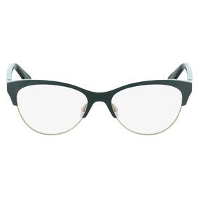 Óculos De Grau Calvin Klein Ck8020 304 52 Verde Esmeralda por Compre Oculos.  São Paulo 2f5a1aabc8
