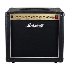 Amplificador Guitarra Marshall Dsl-15c, Valvulado - 15w