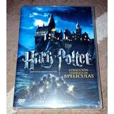 Harry Potter Colección Completa En Dvd (8 Películas)