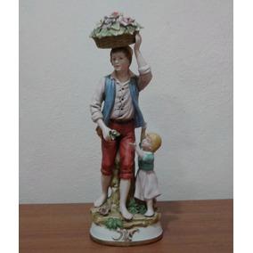 Figura De Porcelana Fina Japonesa $1200