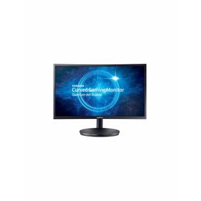 Monitor Samsung 24 Led Curvo Gamer Full Hd Lc24fg70fqlx