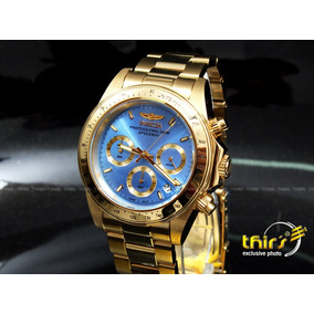 e92bc059678 Relogio Invicta 10706 Speedway 18k Masculino - Relógios De Pulso no ...