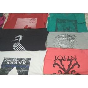 Kit 10 Camisas Masculina Armani Calvin Klein Revenda