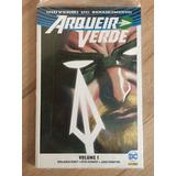 Hq Universo Dc Renascimento Arqueiro Verde Volume 1 Lacrado!