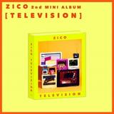 Zico Television Kpop Hiphop Rap Album Block B