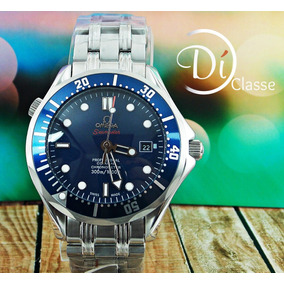 Reloj Omega Seamaster Diver 300 M Co-axial Blue