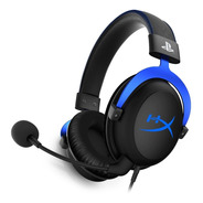 Auriculares Headset Gamer Hyperx Cloud Sony Ps4 Licencia Web