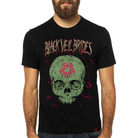 Camiseta Camisa Banda Black Veil Brides Banda Rock