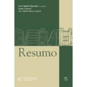 Livro Resumo Anna Rachel Machado