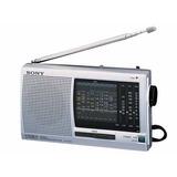 Radio Sony Sw11 12 Bandas Am/fm Nuevo Original Envío Gratis
