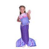 Disfraz Princesa Sofia Sirena Talle 0