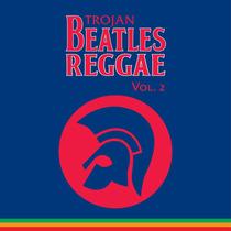 Trojan Beatles Reggae Vol 2 - The Blue Album - Lp Lacrado