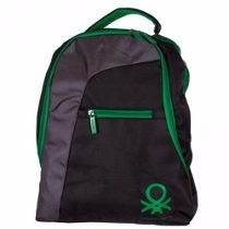 2 Mochilas Para Laptop United Colors Of Benetton Original