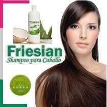 Shampoo Para Caballo Friesian Apto Para Uso Humano